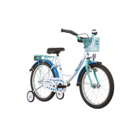 "Vermont Girly Childrens Bike 16"" blue"